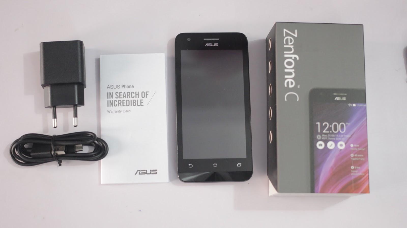 Review Dan Pengalaman Menggunakan Asus Zenfone C Z007 RAM