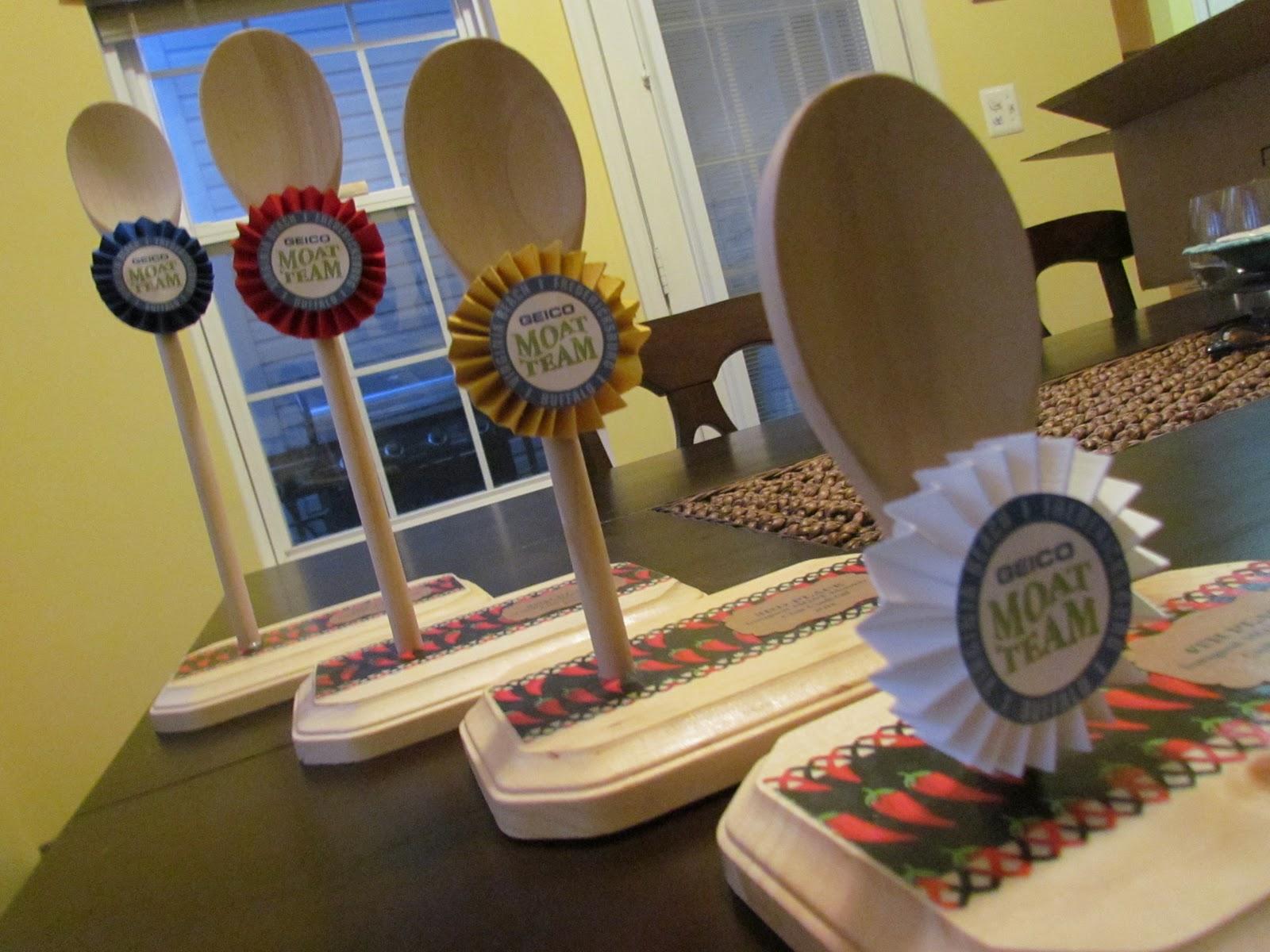 Cake Baking Trophy