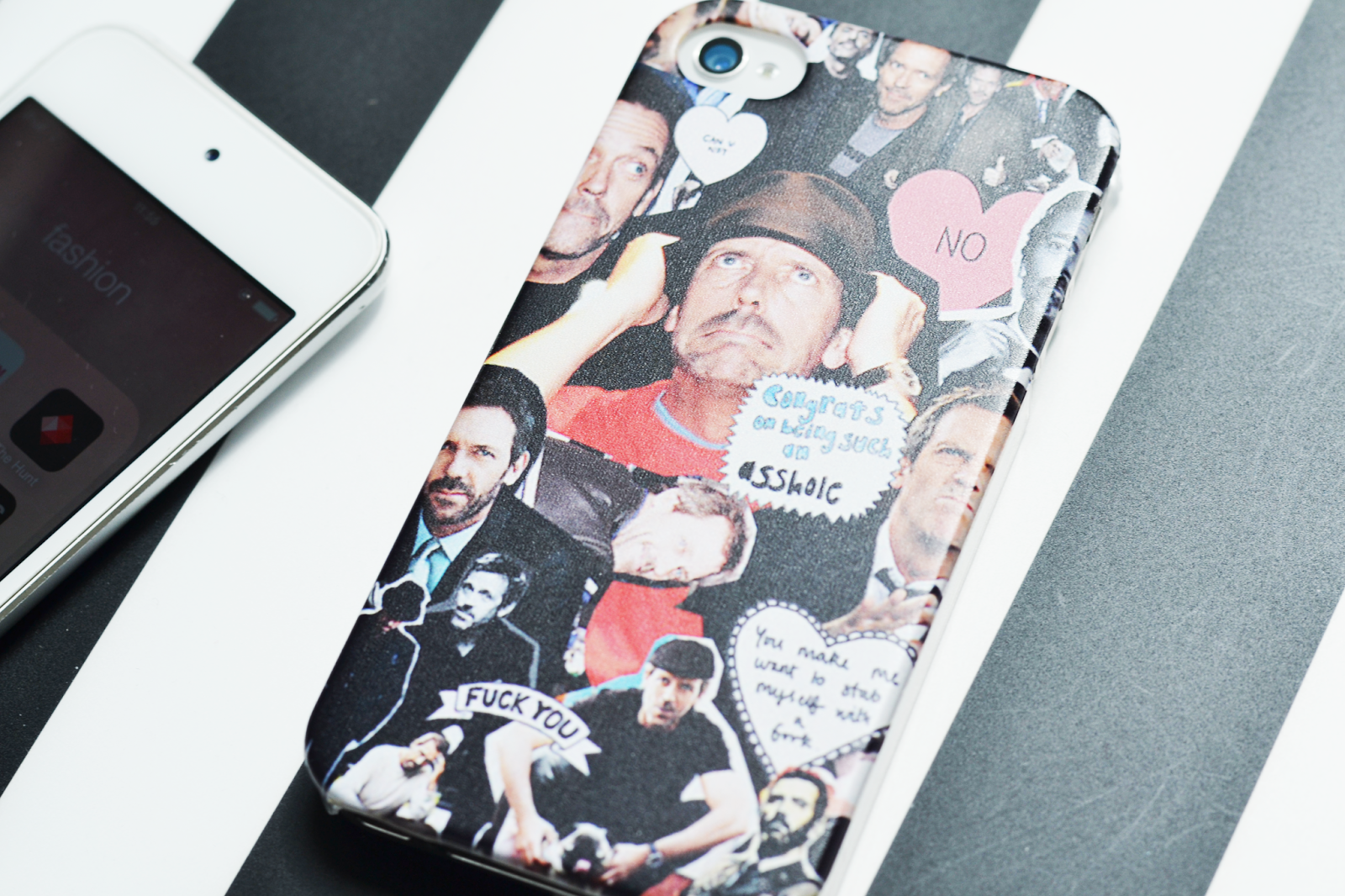 Mr Nutcase custom phone case