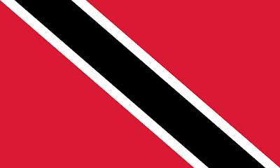 Logo Gambar Bendera Negara Trinidad dan Tobago PNG JPG ukuran 400 px
