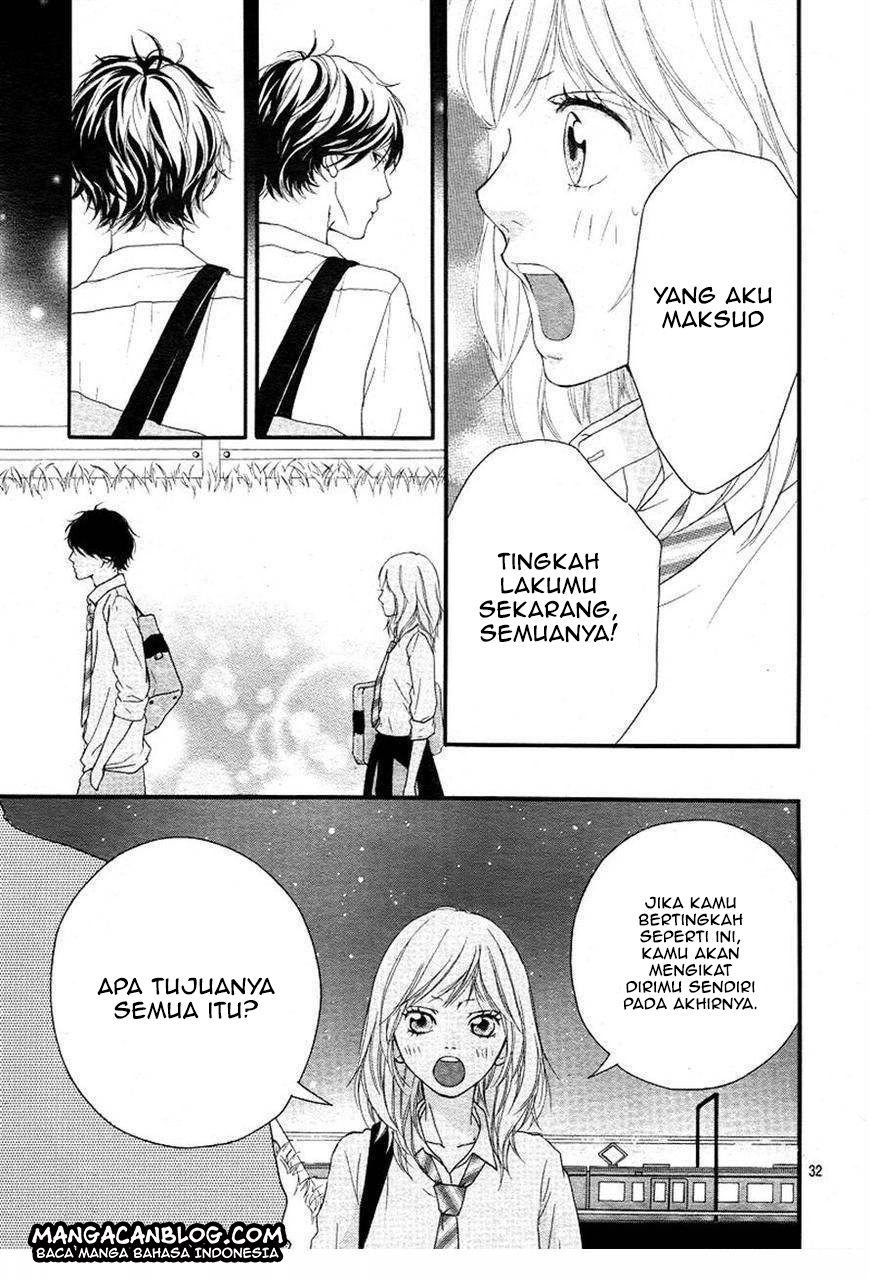 Ao Haru Ride Chapter 13-30