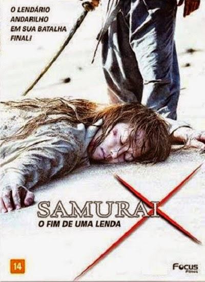 Download Samurai X: O Fim de Uma Lenda BDRip Dublado