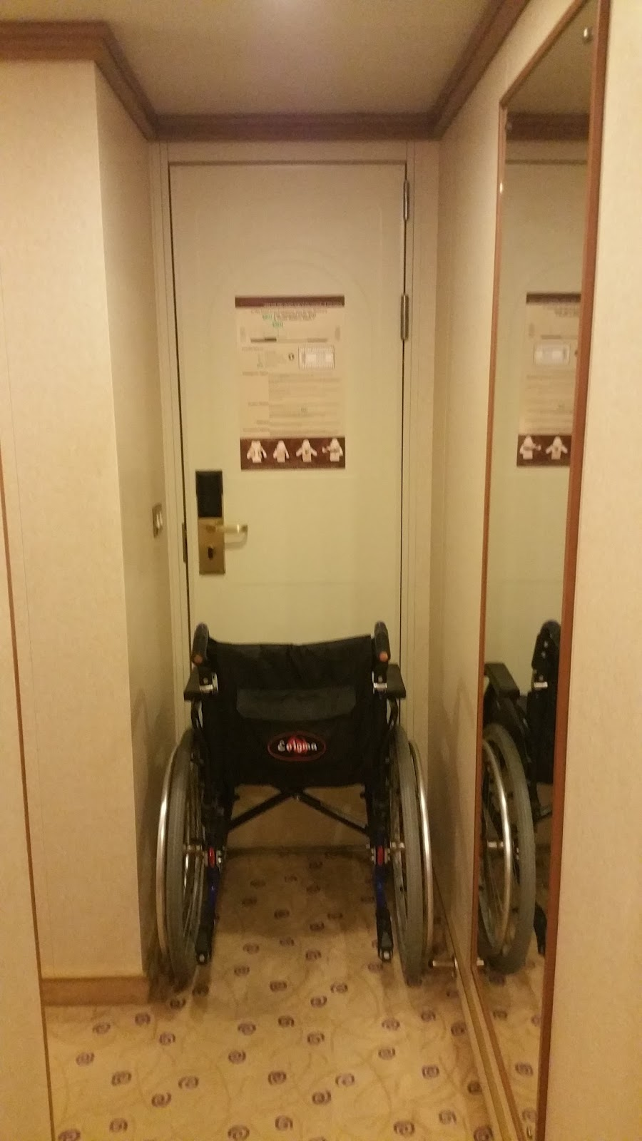 Disabled Cruising - Ventura (Part 2) | Disabled Travel with Georgina!