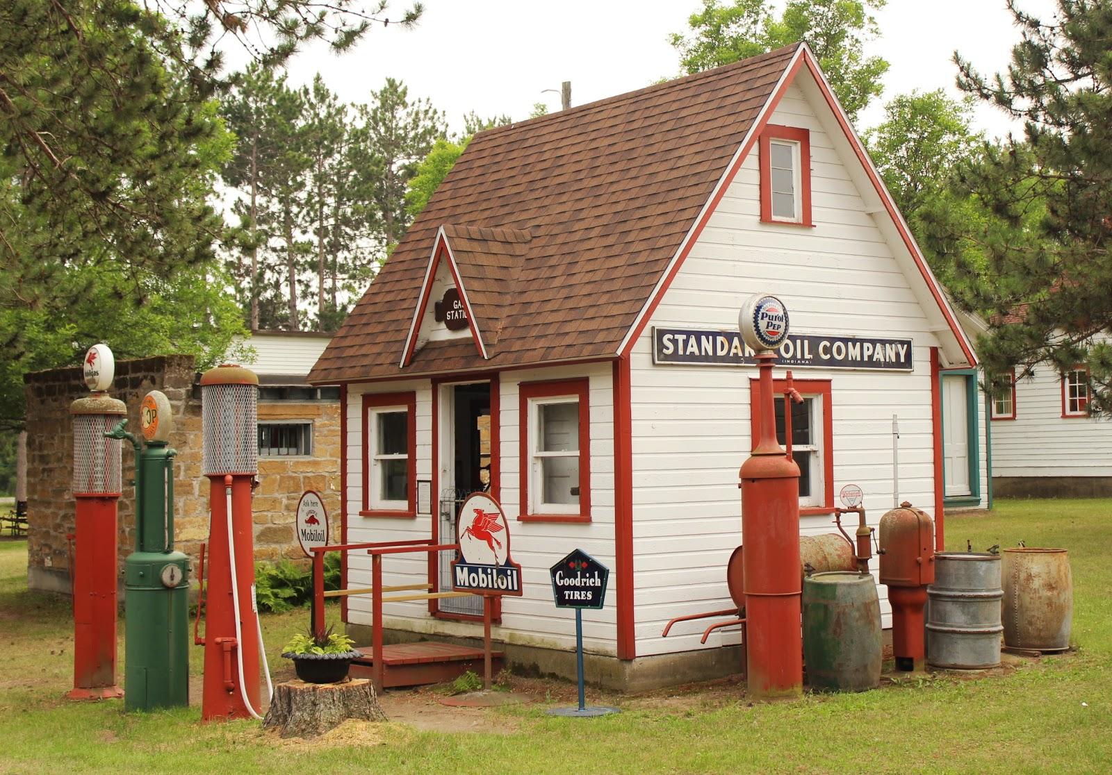 Wisconsin Historical Markers Pioneer Village Museum