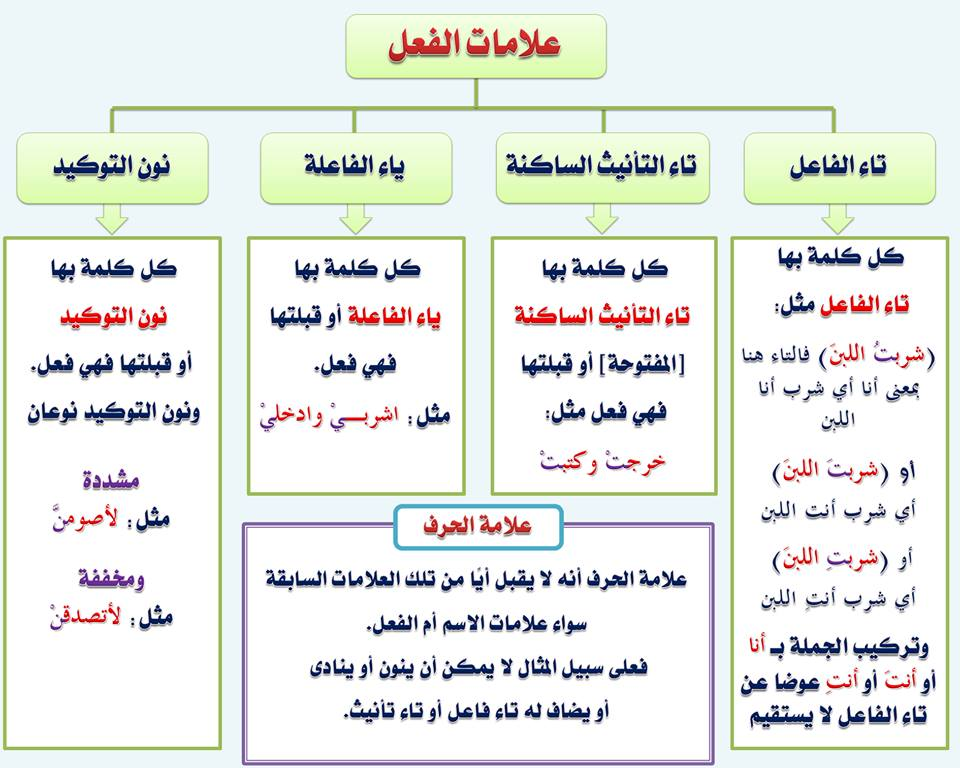 بالصور قواعد اللغة العربية للمبتدئين , تعليم قواعد اللغة العربية , شرح مختصر في قواعد اللغة العربية 5.jpg