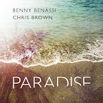 Benny Benassi & Chris Brown - Paradise (Radio Edit) - Single Cover