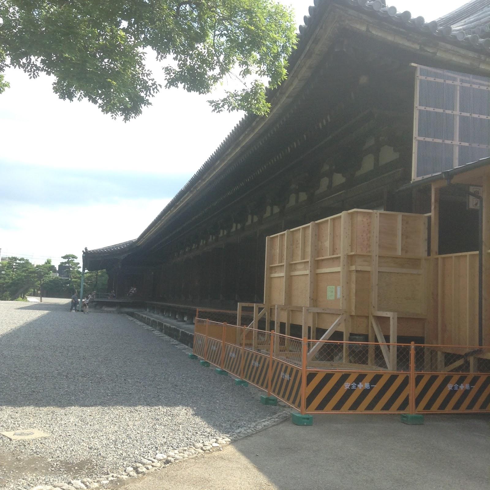 Sanjusangendo Kyoto
