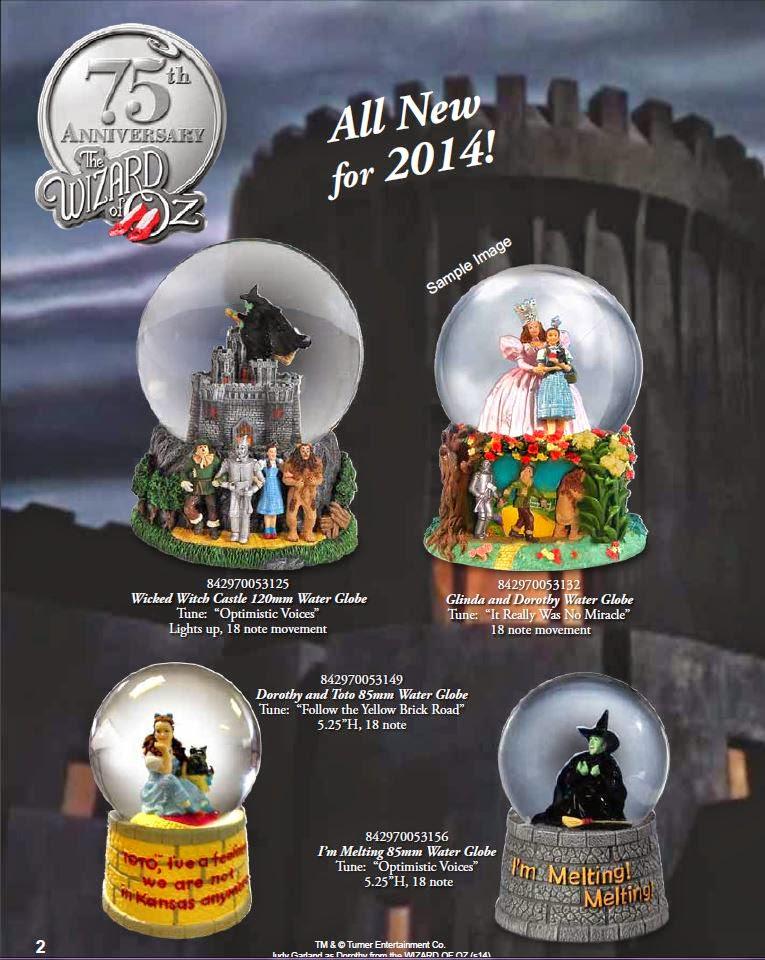 Curiozity Corner San Francisco Music Box Wizard Of Oz