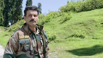 Manoj Bajpayee Indian Army HD Photo Free Download
