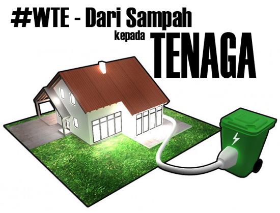 #WTE Dari Sampah ke Tenaga