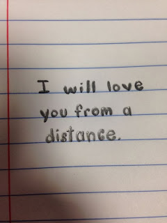 Distance Quotes (Quotes About Moving On) 0221 3