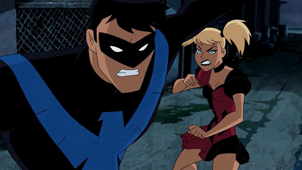 Batman and harley quinn movie : Sliders season 2 watch online