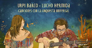 Concierto de URPI BARCO y Lucho Hermida en Bogotá 2019