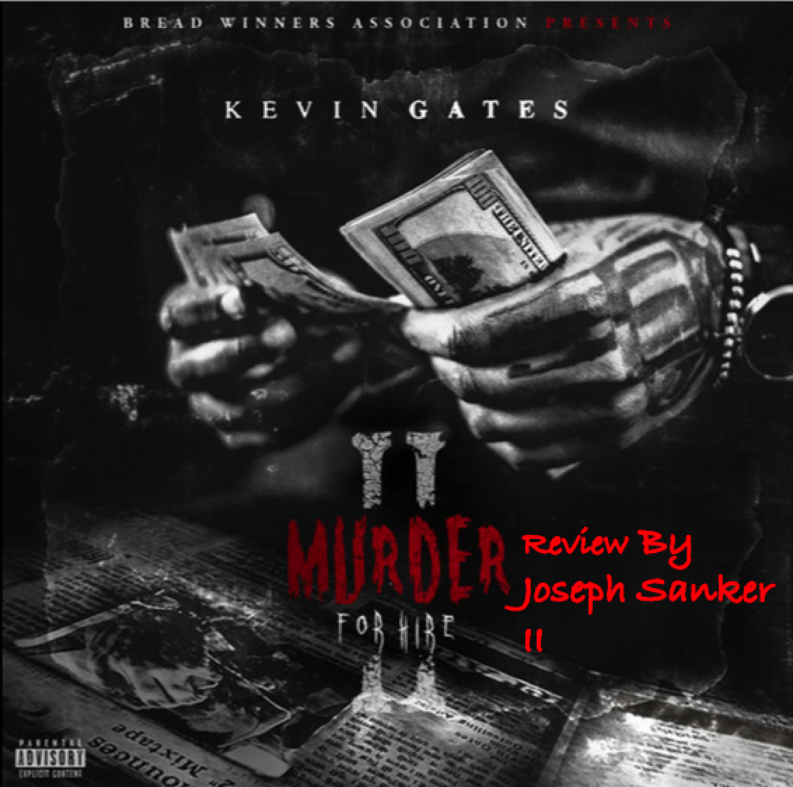 Hip Hop & Other Things: March Madness Day 10: Kevin Gates - Murder