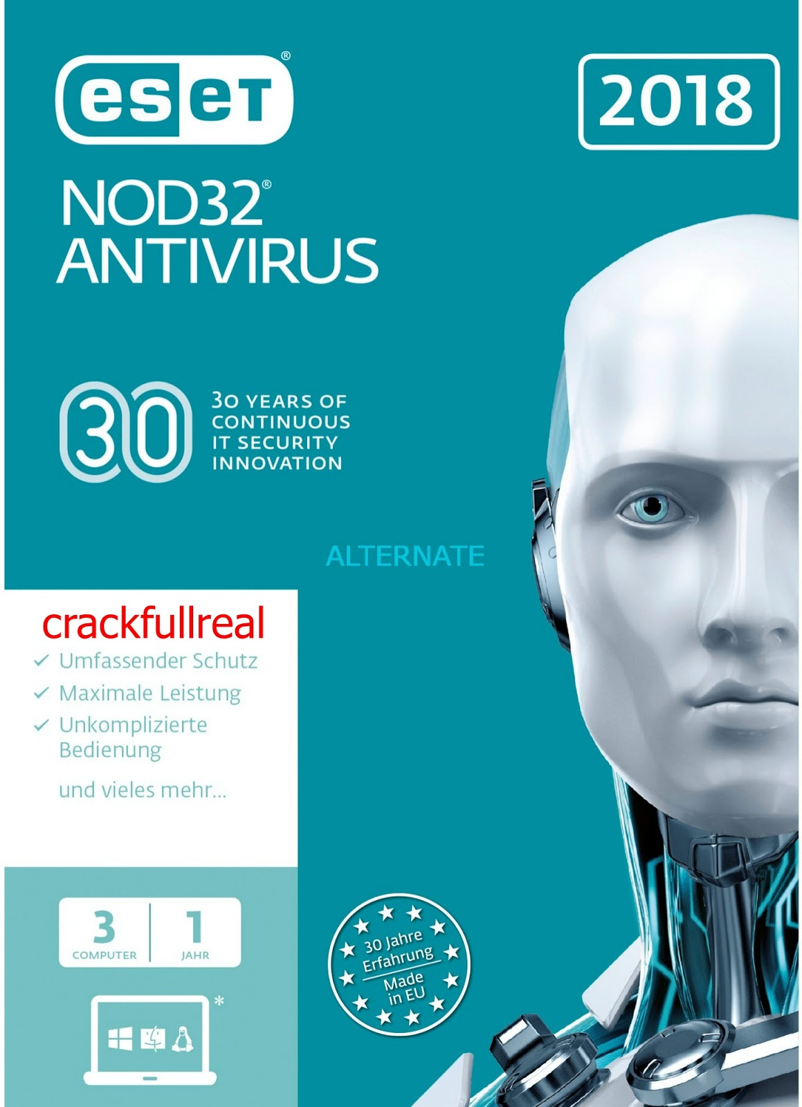 eset nod32 antivirus serial