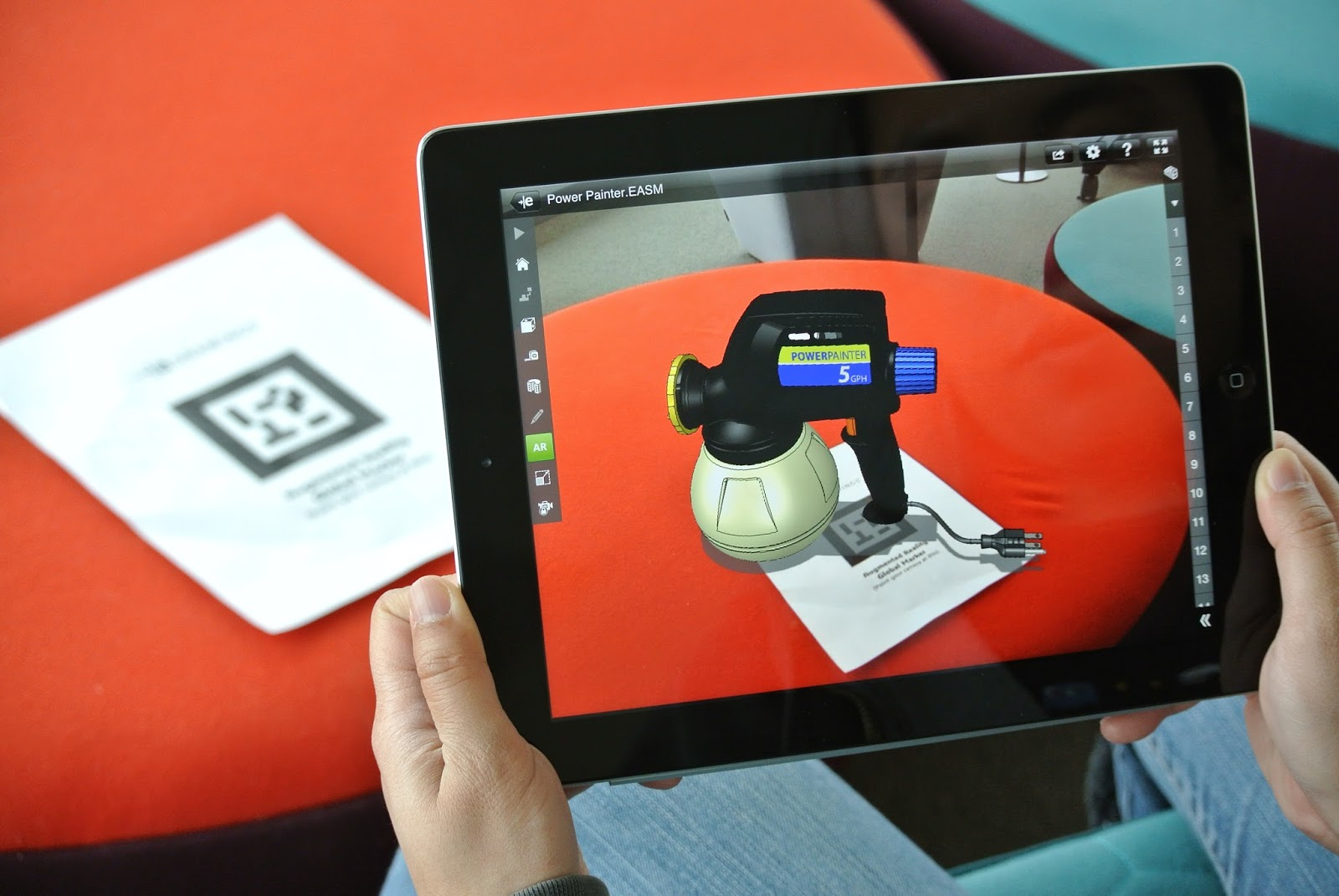Augmented Reality In Unity3D engine with ARToolKit: Augmented Reality in Unity3d with ARToolKit ...