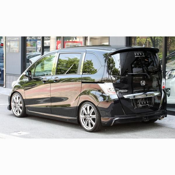 add on Honda Freed Zeus 12-14