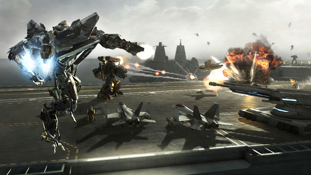 Transformers 2 Revenge Of The Fallen Full Game Download Free