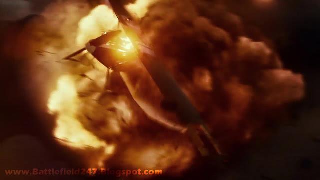 Battlefield 1 Biplane Explosion