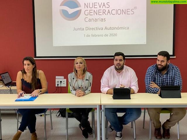 Nuevas Generaciones (PP) denuncia que los universitarios canarios siguen sin tener las becas resueltas