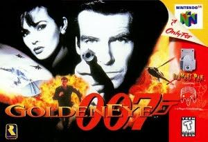 Videojuego 007: Golden Eye para Nintendo 64 (1997)