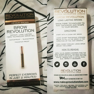 BROW REVOLUTION