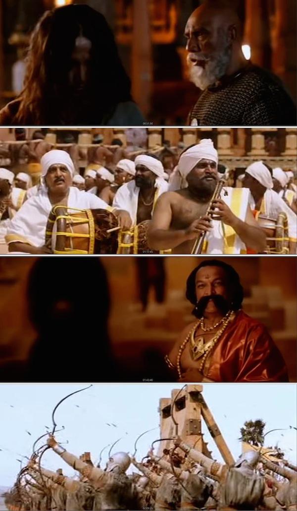 Baahubali 2015 Dual Audio Hindi Tamil DVDScr 720p
