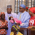 President Buhari Says There's hope,  As another Chibok girl is found LAST NIGHT