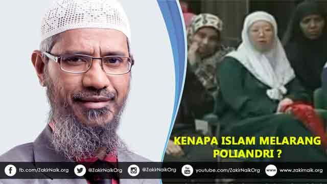 Kenapa Islam Melarang Poliandri?
