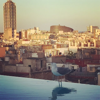 The Skybar at the Grand Hotel Central, Barcelona