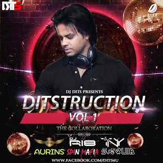 DITSTUCTION VOL. 1 - DJ DITS