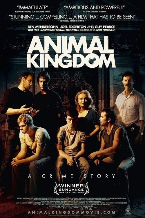 Descargar Animal Kingdom 2010 Blu Ray Latino Online Pelicula Completa