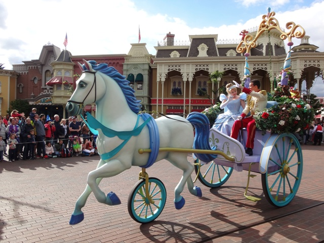 Cabalgata Disney Stars On Parade
