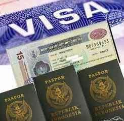 Nih Dia Bedanya Paspor dan Visa