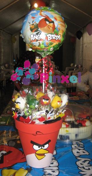 Pinxel Decoraci 243 N Souvenirs Fiesta Angry Birds