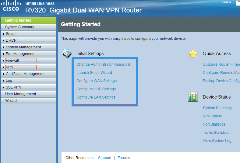 About router switch: Top Three CISCO Dual Gigabit WAN VPN