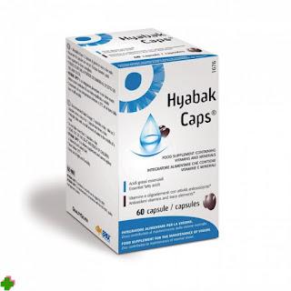 HYABAK CAPS COMPLEMENTO ALIMENTICIO VISION 60 CAPS.