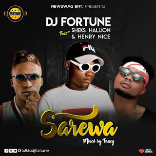 Music: Dj Fortune ft Sheks Haylion & Henry Nice - Sarewa