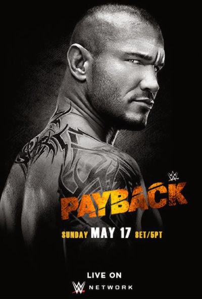 WWE Payback (2015) HDTV x264 650MB