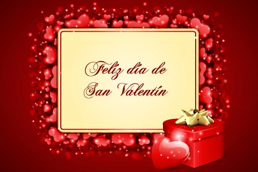 San Valentin Tarjetas