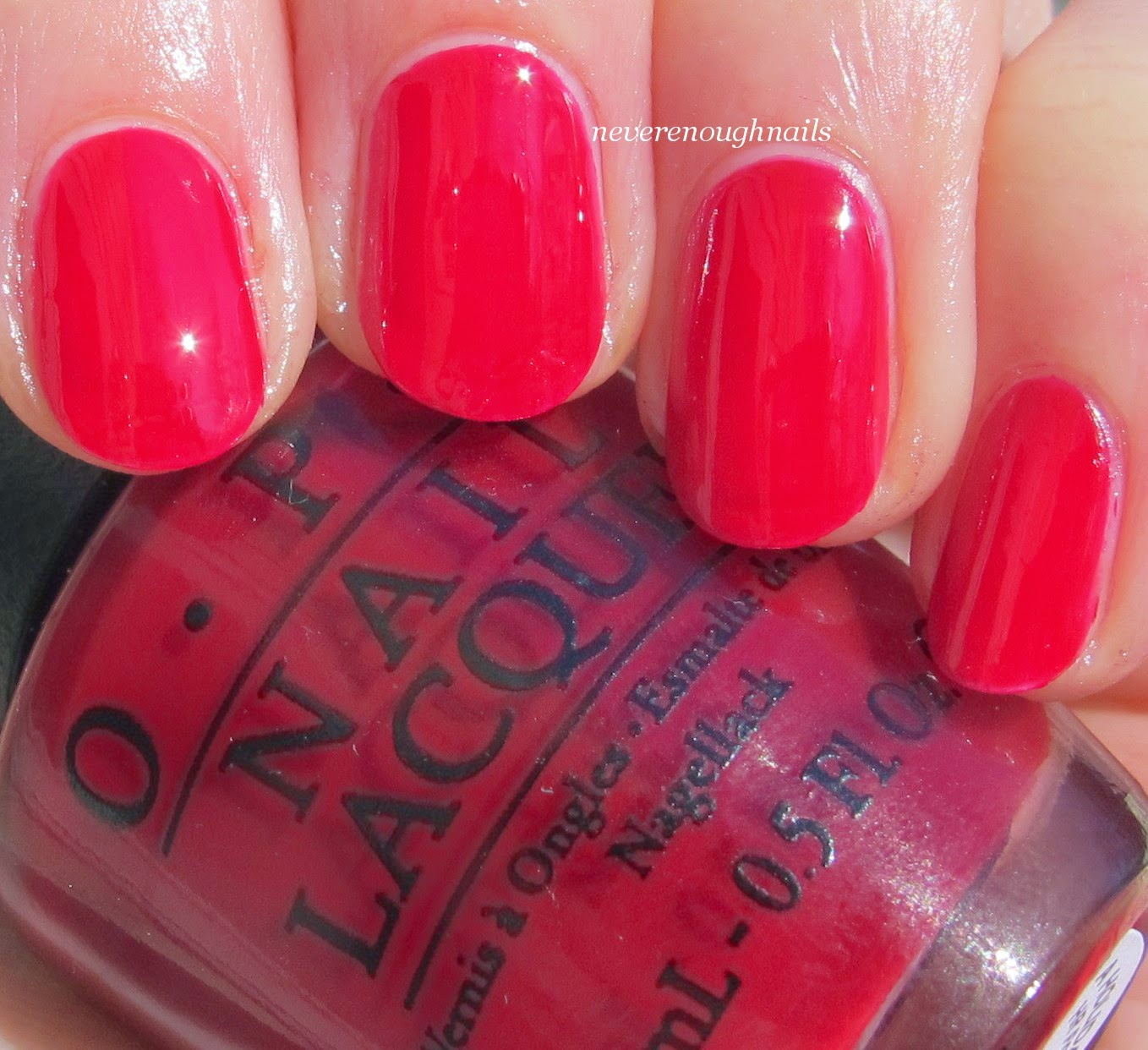 Never Enough Nails: OPI Gwen Stefani Holiday Swatches, Part 2!