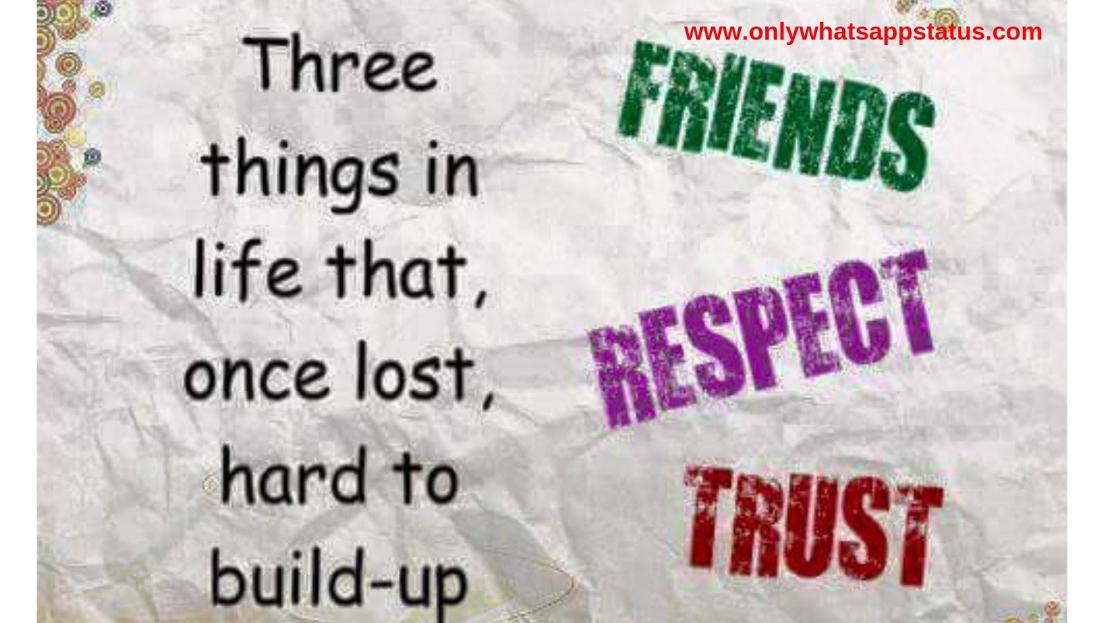 Friendship Whatsapp Status - OnlyWhatsappStatus