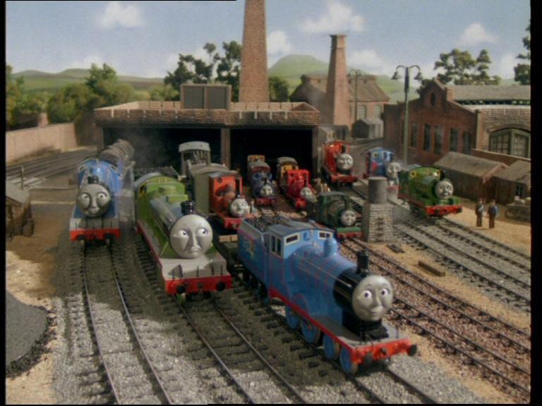 Thomas And Friends Wooden Railway Skarloey