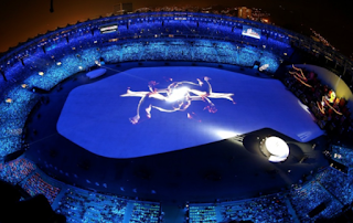 In Olympics Opening Ceremony, Brazil Goes Big On Climate Change