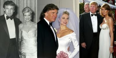 Berita-Unik-Donald-Trump-Menikah-3-Kali