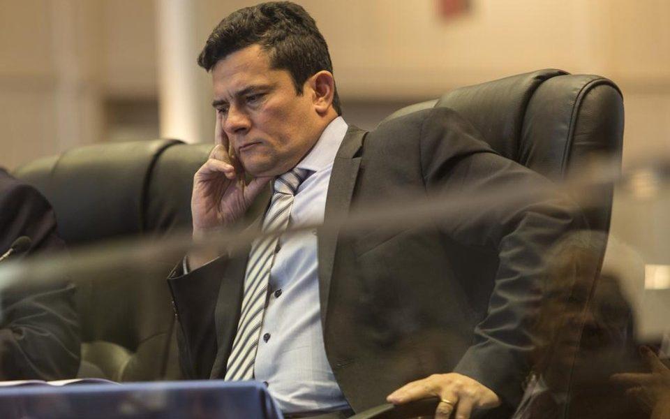 Resultado de imagem para CNJ volta a julgar processo contra Moro por divulgar conversa entre Lula e Dilma