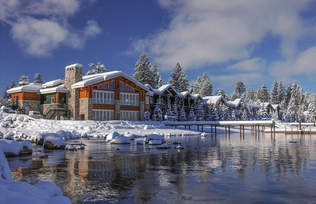 Shore Lodge Mccall Wedding Venues