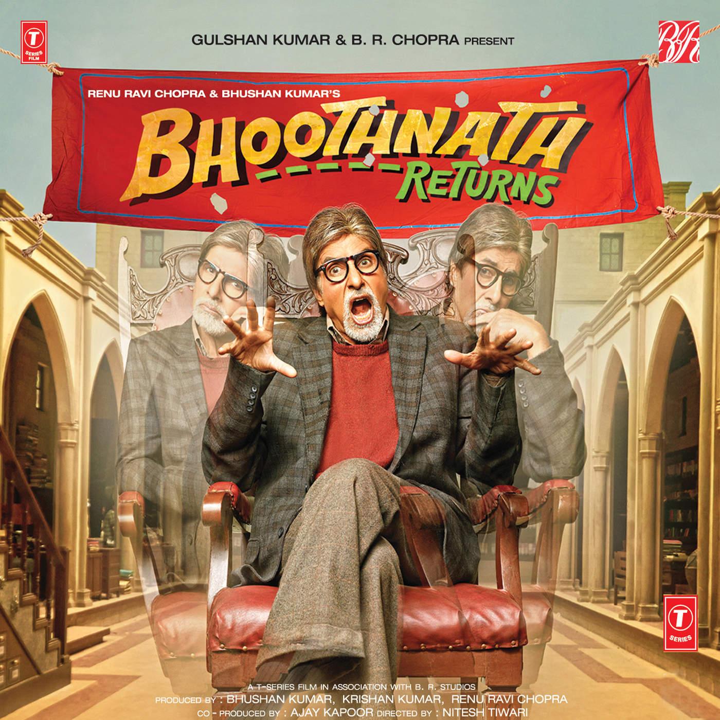 Meet Bros Anjjan, Ram Sampath, Yo Yo Honey Singh & Palash Mucchal - Bhoothnath Returns (Original Motion Picture Soundtrack)