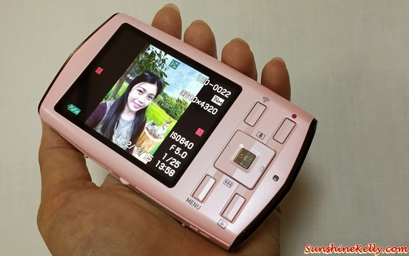 My First Kawaii Selfie Camera, Casio EX-MR1, Casio MR1, Kawaii Camera, Selfie Camera, Casio Camera