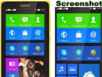 Cara Screenshot Nokia X, X+, X2 dan XL Android